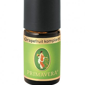 Produkt | Primavera Grapefruit bio 5 ml